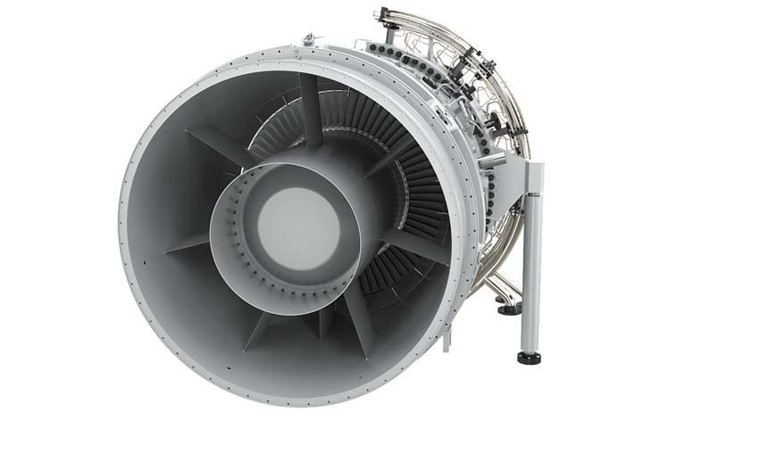 SGT-800   Industrial Gas Turbine   Gas Turbines
