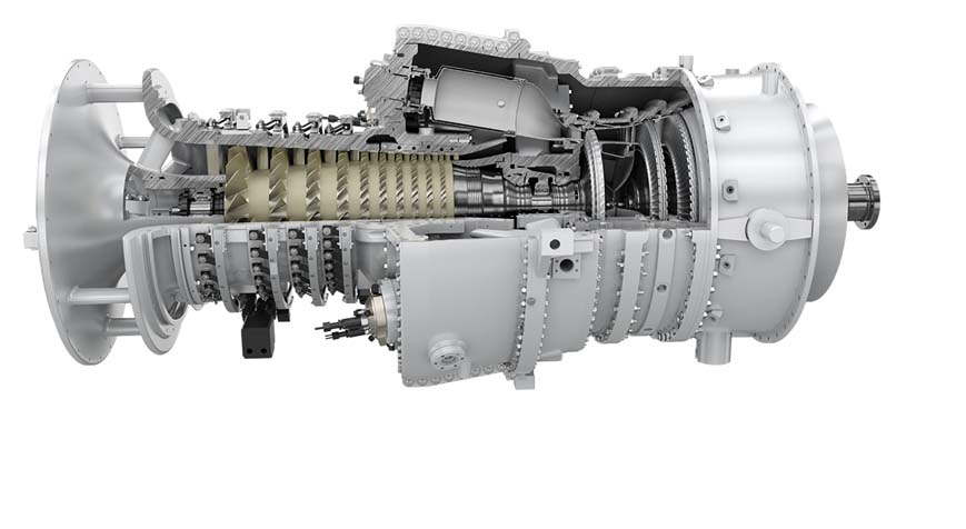 SGT-100 | Industrial Gas Turbine | Siemens Global Website