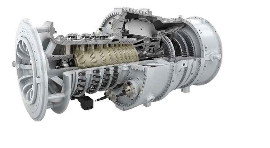 SGT-100 | Industrial Gas Turbine | Siemens Global Website | Gas