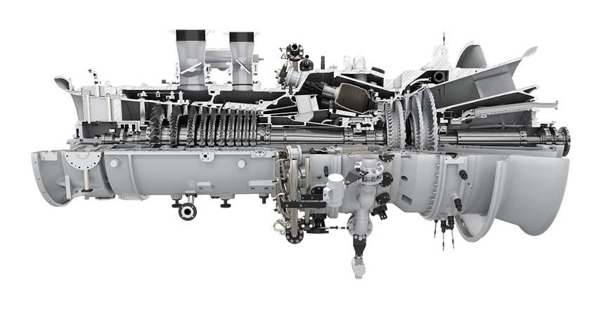 SGT-600 | Industrial Gas Turbine | Gas Turbines | Manufacturer | Siemens