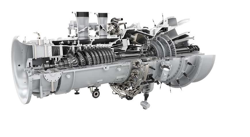 SGT-600 | Industrial Gas Turbine | Gas Turbines