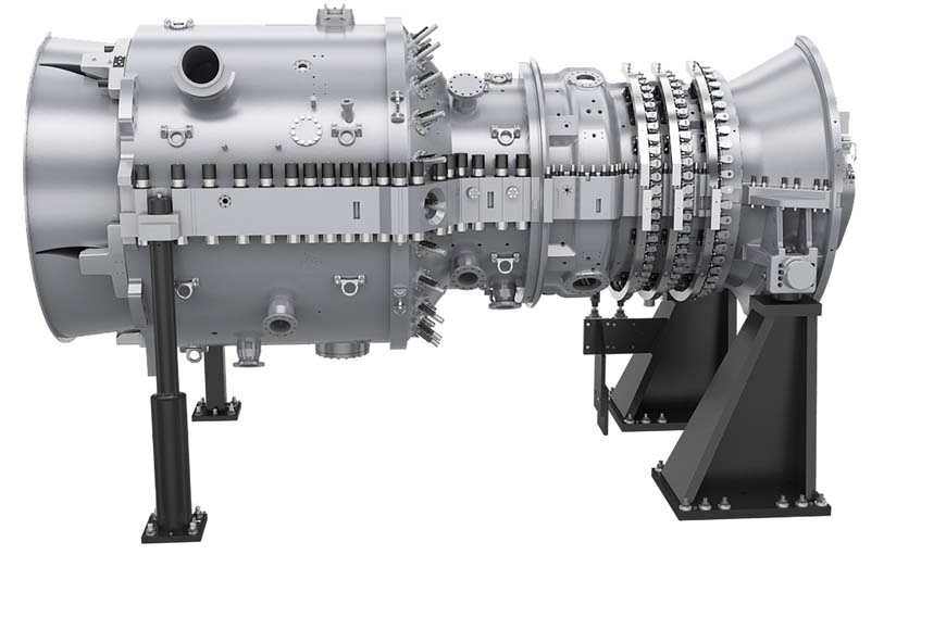 SGT5-4000F | F-class Gas Turbine | Siemens Global Website | Gas