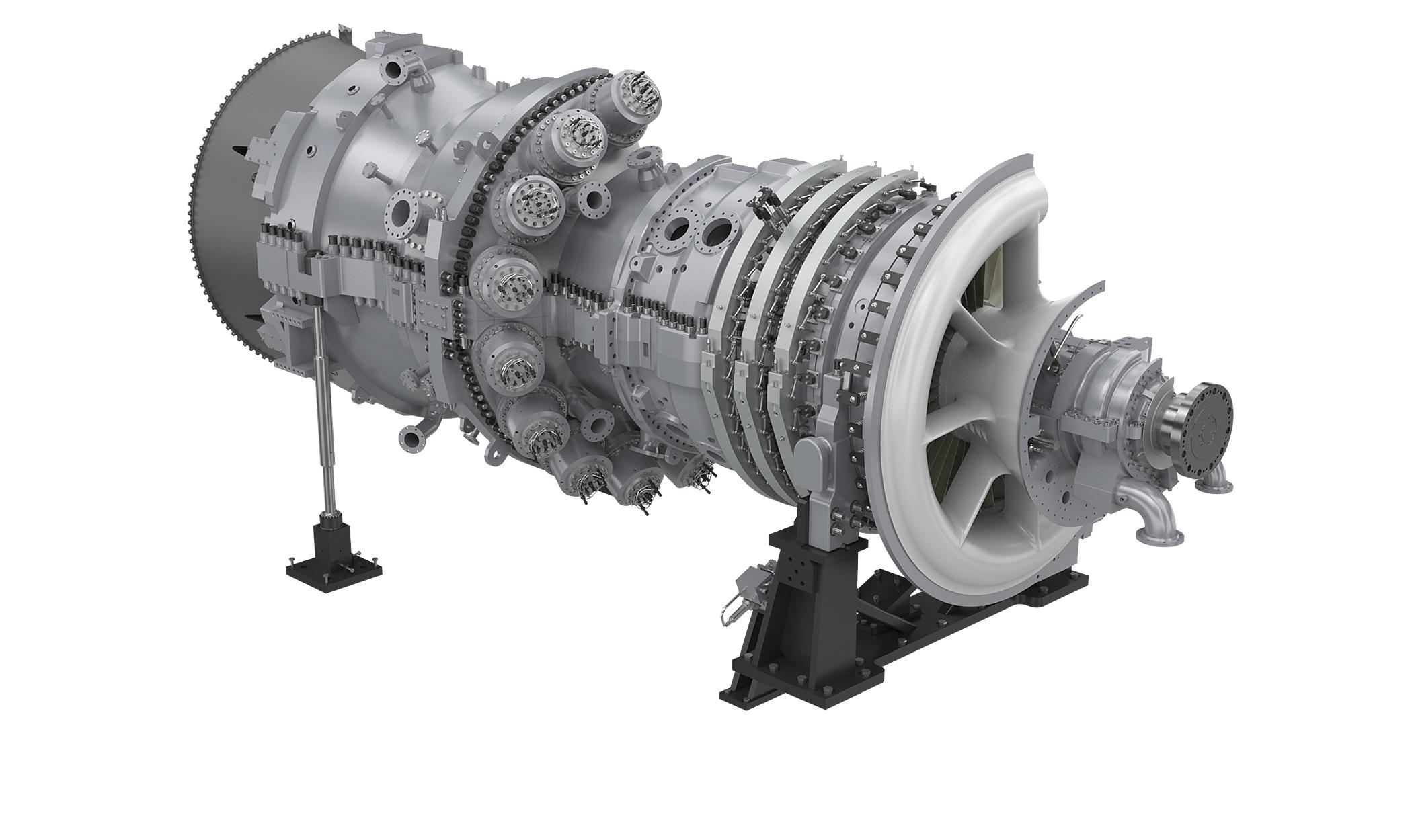 SGT6-5000F | F-class Gas Turbine | Siemens Global Website
