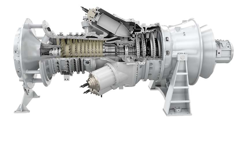 SGT-300 | Industrial Gas Turbine | Siemens Global Website | Gas