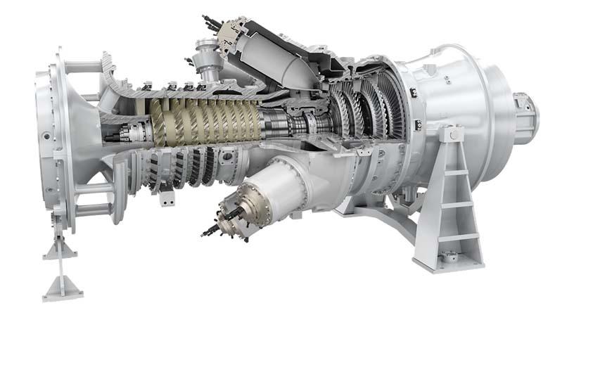 SGT-300 | Industrial Gas Turbine | Siemens Global Website