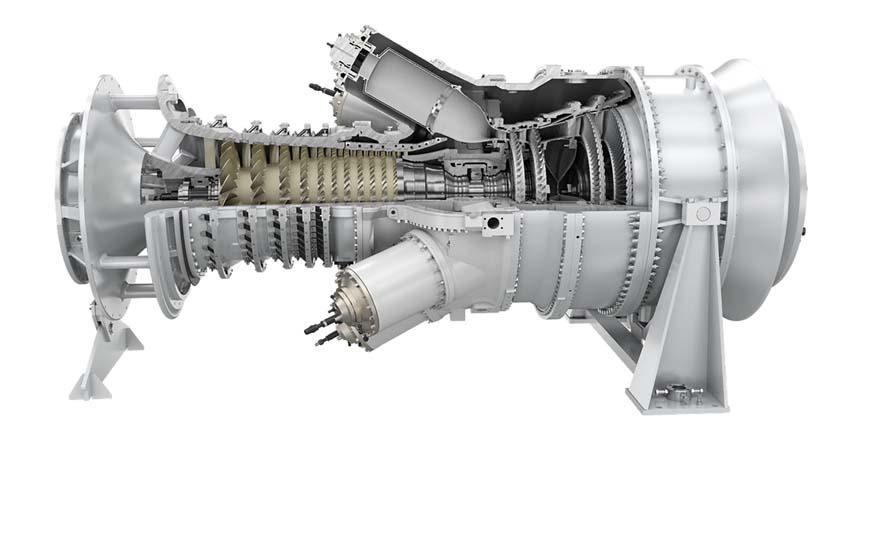 SGT-400 | Industrial Gas Turbine | Siemens Global Website