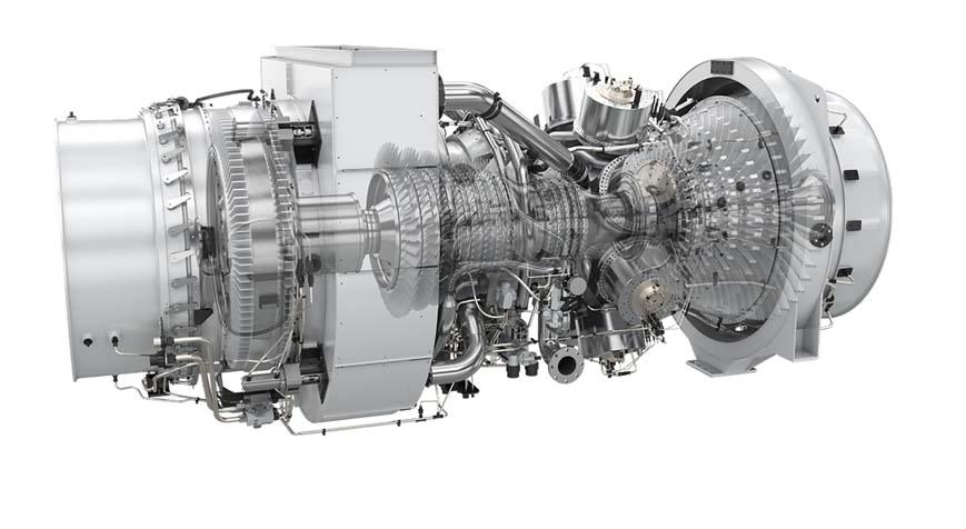 SGT-A65   Aeroderivative Gas Turbine   Siemens Global
