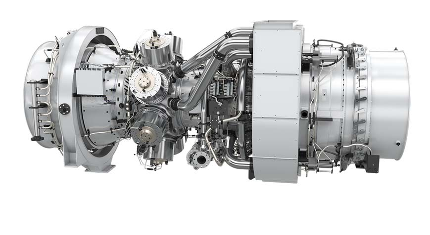SGT-A65 | Aeroderivative Gas Turbine | Siemens Global